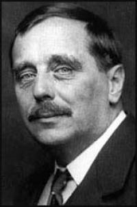 Happy September birthday, H.G. Wells