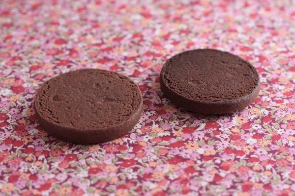 Ro Guaraz · masitas de chocolate · 06 · tiempos de cocción