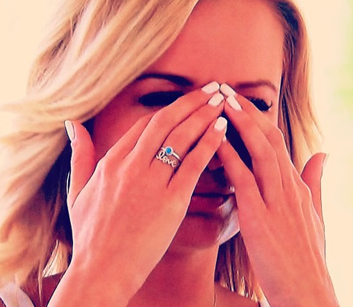 Beau Emily Maynardu0027s Love Ring