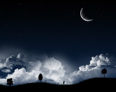 Night wallpaper