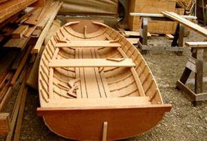 mahogany boat plans
