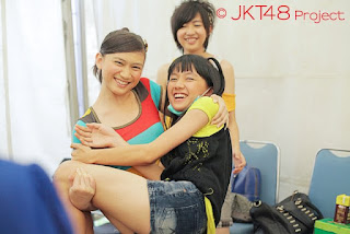 "Diary Fani Chairani: Foto eksklusif Idol Group ""JKT48"" (Team J"