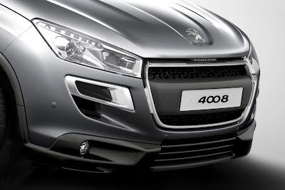 2013 Peugeot 4008