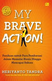 Buku My Brave Action