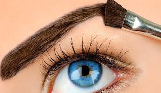 Cara Menebalkan Alis Menggunakan Make-up Natural