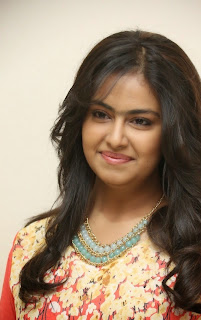 Actress Avika Gor Latest Picture Gallery at Lakshmi Raave Maa Intiki Trailor Launch 11