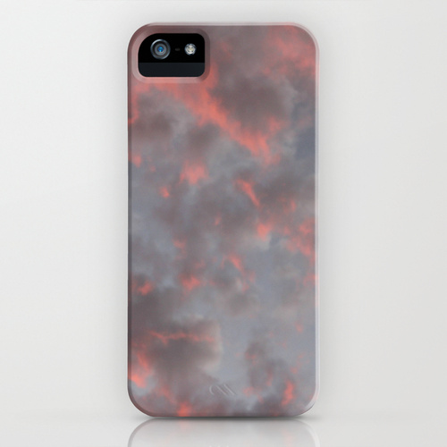catherine masi sunset sky iphone case