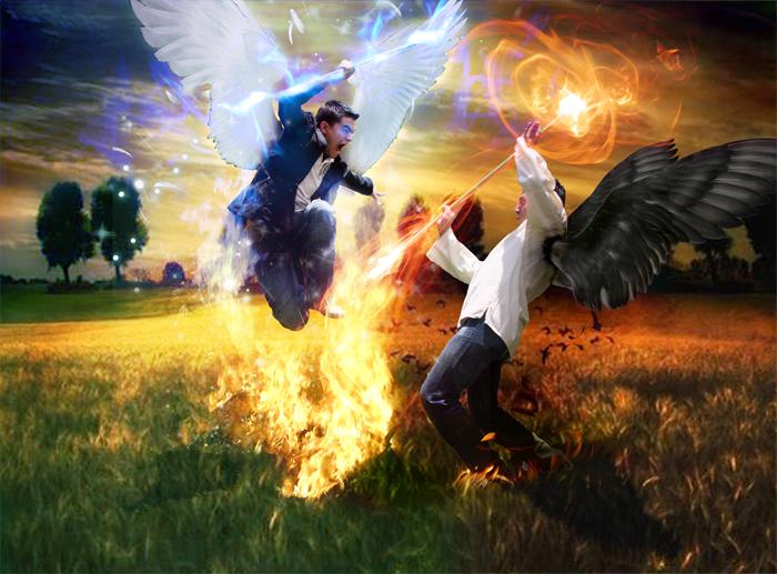 Movie angels vs demons