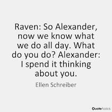 Alexander es todo un Romeo...