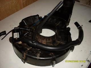 Limpeza do sistema de ventilação positiva do Cárter - Monza, Kadett, Vectra A 004