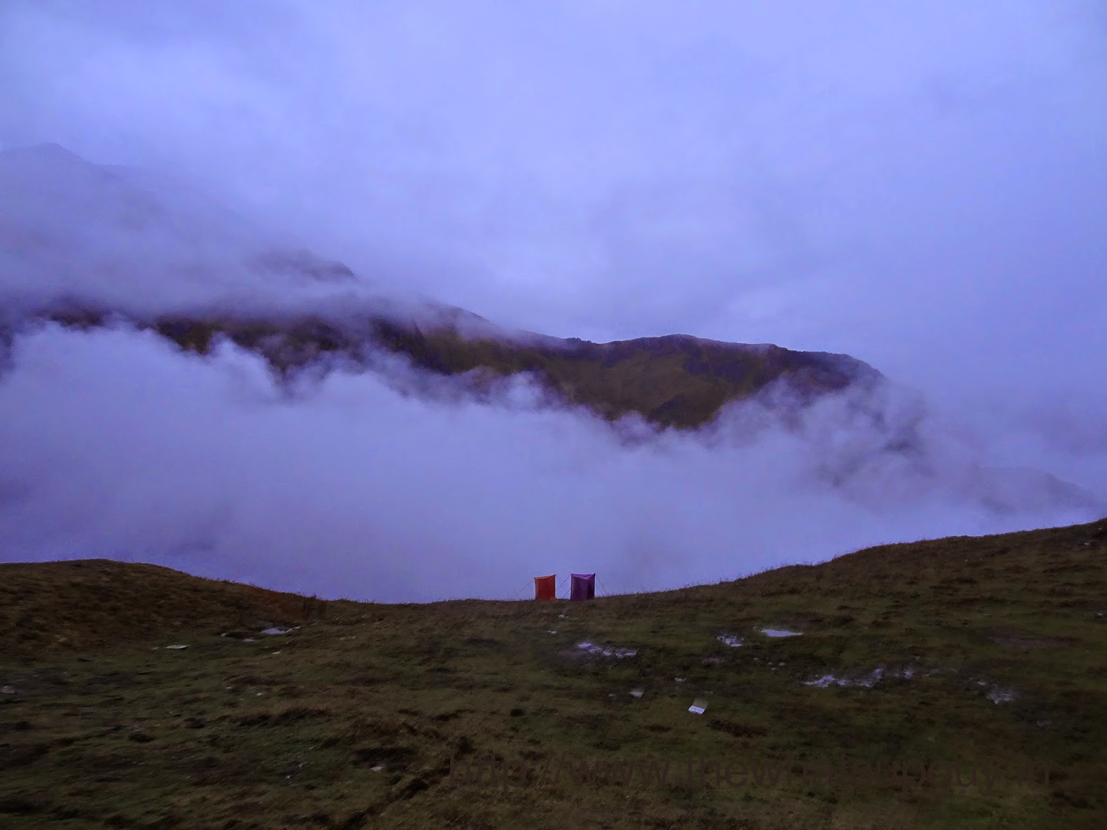 Nature Calls On Roopkund Trek