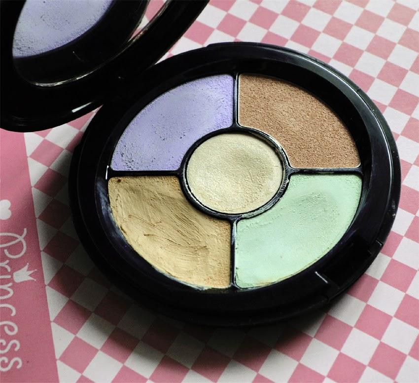 My Little Make Up - Blog de Beauté: Palette Correctrice de ...