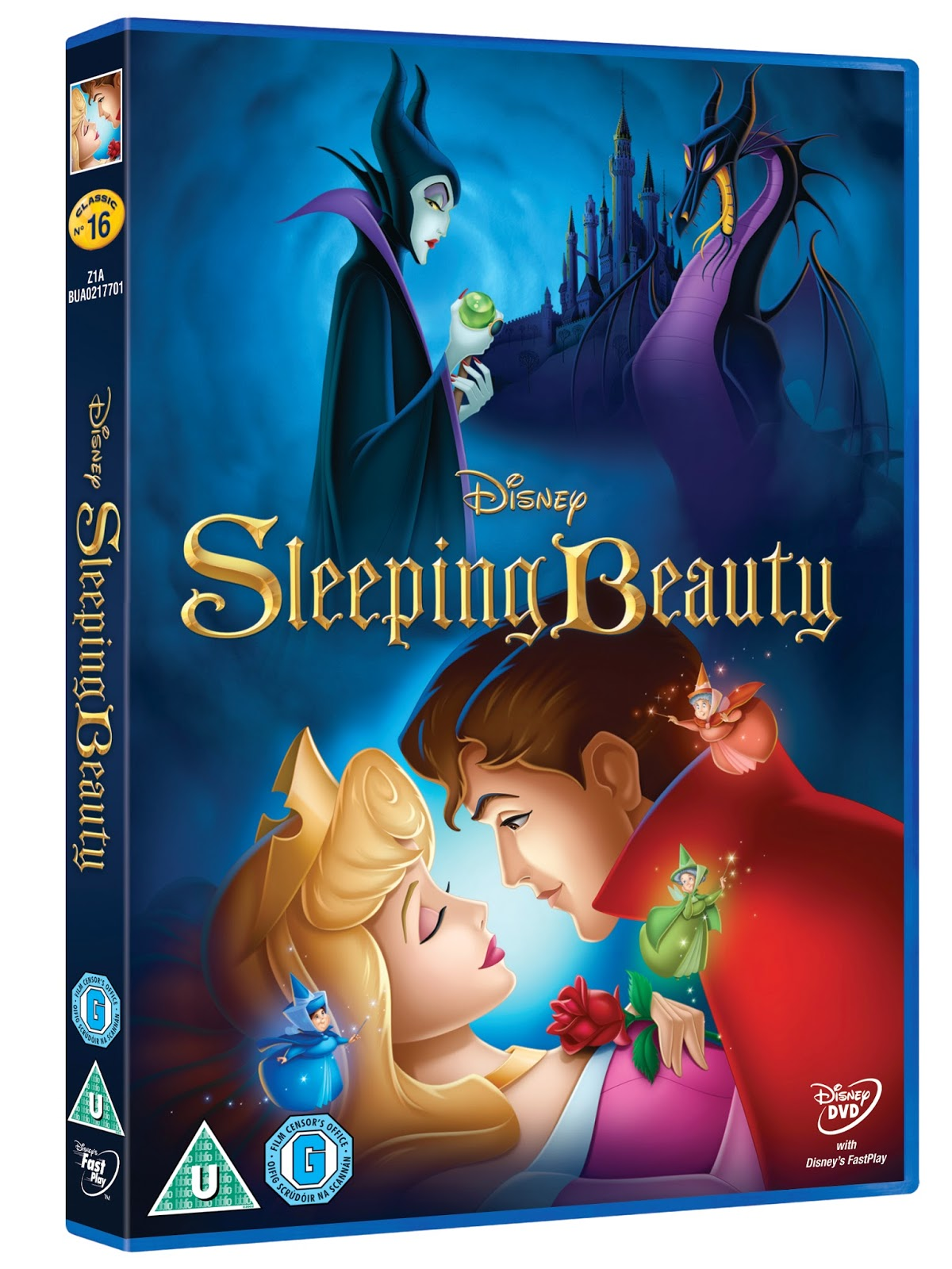 disney sleeping beauty new dvdbluraydownload release