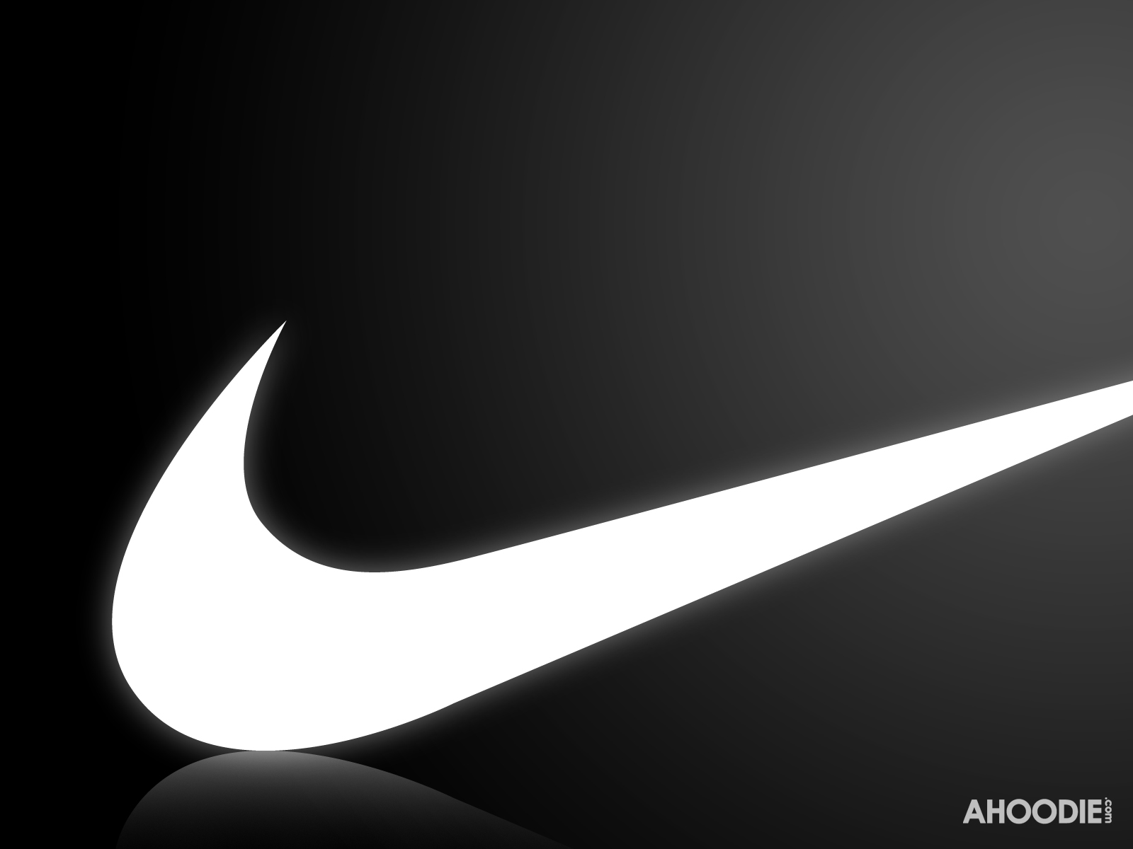 nike swoosh Wallpaper desktop background logo quality black