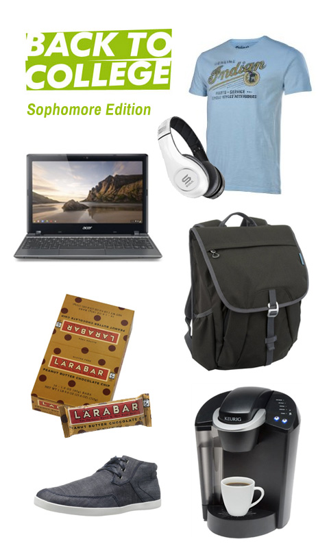 Back to College 2013 Sophomore Edition Gimme Guide