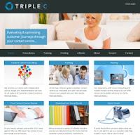 Triple C Solutions website