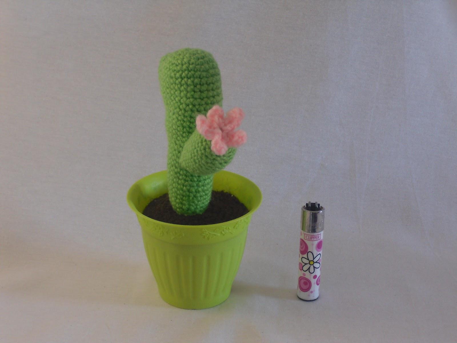 Amigurumi Cactus Paso A Paso : Amigurumis en espa�ol cactus amigurumi