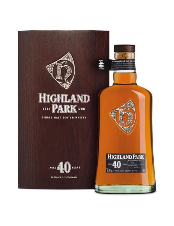 高原騎士40年 單一純麥威士忌 Highland park