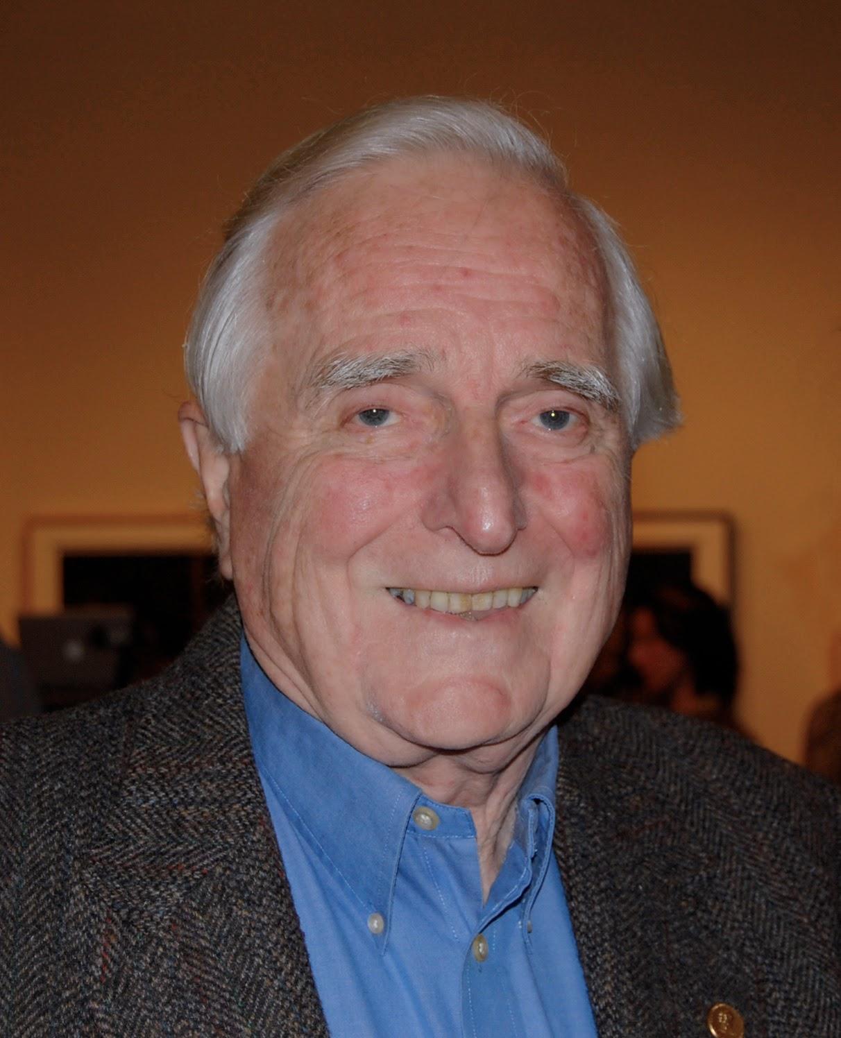 Douglas Engelbart. Image: Wikipedia