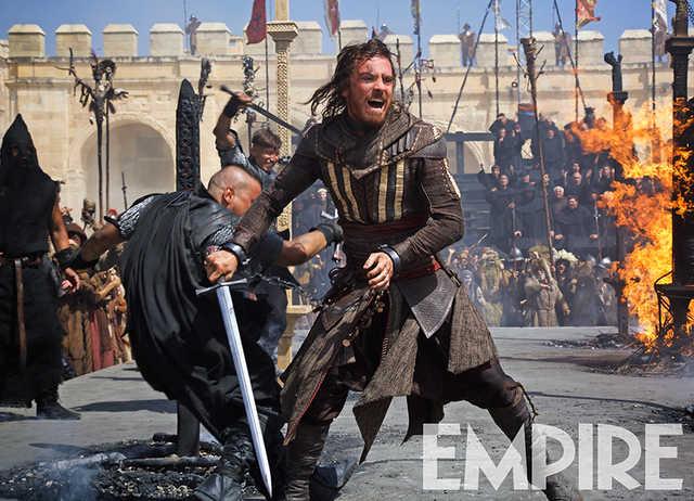 Nuevas fotos de la adaptación cinematográfica de 'Assassin's Creed'