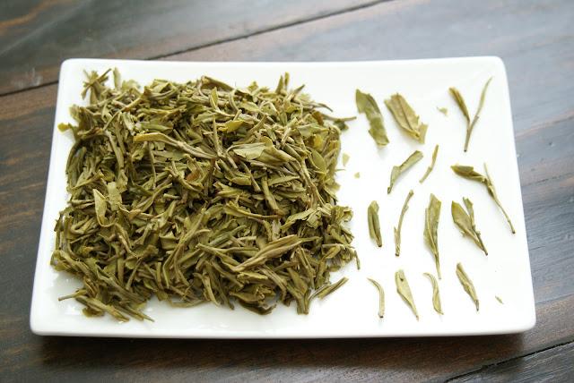 thé blanc chinois