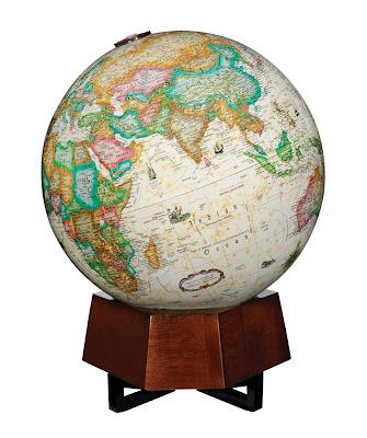Beth Sholom Globe 12-inch