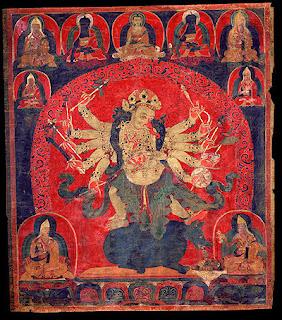 Gelug Tibet Ganesha