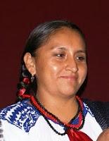 Ana Edith Tequextle - poeta mexicana