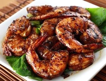 tamarind assam prawns recipe