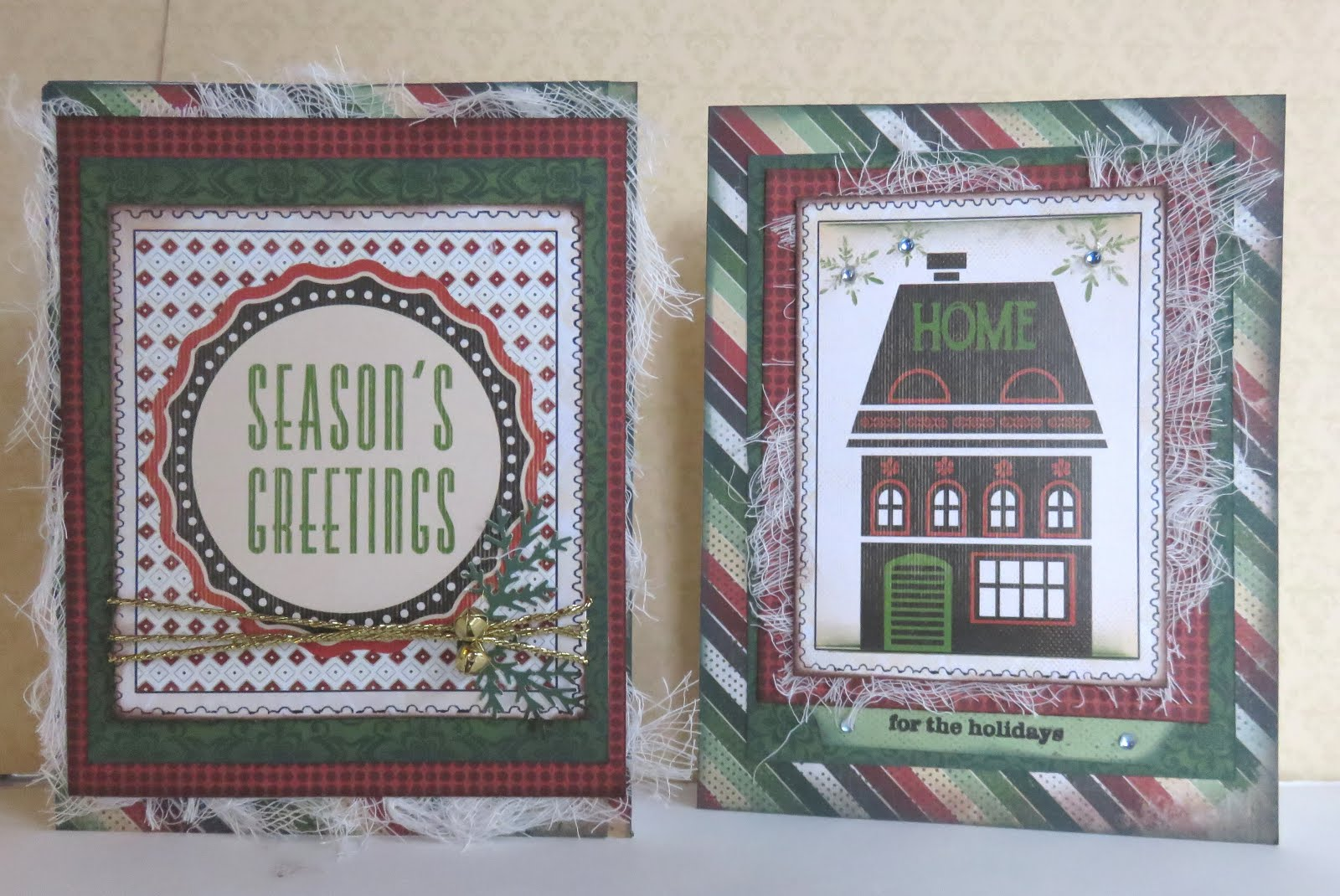 Super Stick Chick Quick Christmas Cards With Quick Quotes