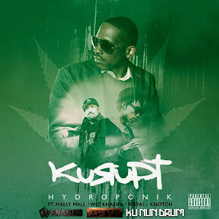 Música Nueva: Kurupt - Hydroponik Feat B-Real, Wiz Khalifa, Mally Mall & Knotch (2014)