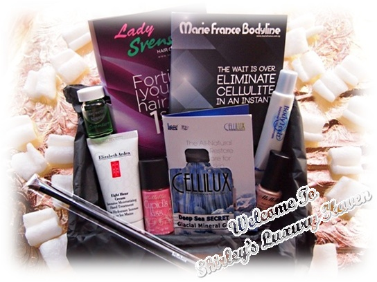 christmas december bellabox skincare make-up