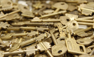 Amaestramiento de llaves en Tauste