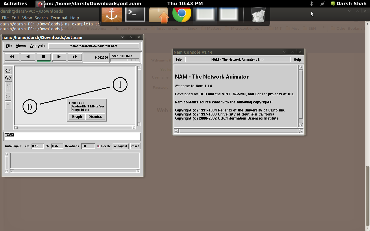 Ns2 Projects How to Build Network simulator 2 Projects
