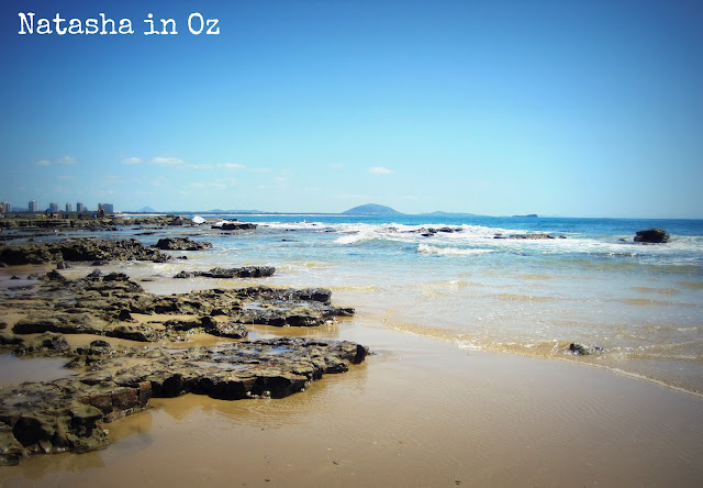 Beach Therapy, Natasha in Oz, Mooloolaba, beach image