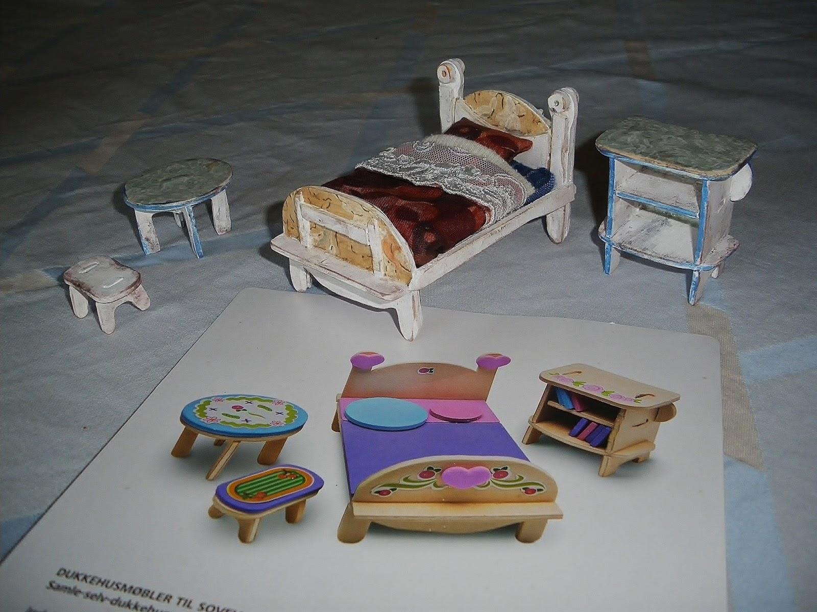 ANETTERIINAS SMå TING OCH TANKAR Mera möbler från plywood ark