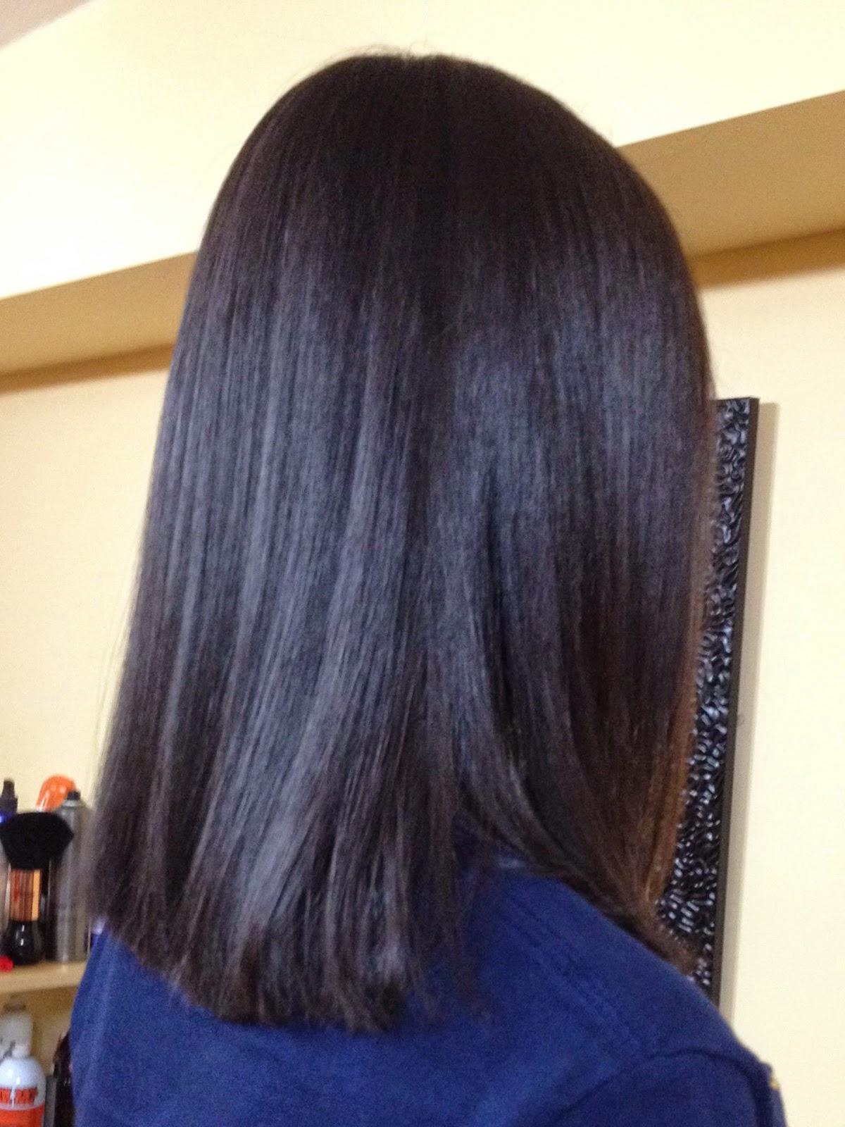 Shorouq Salon Japanese Hair Straightening