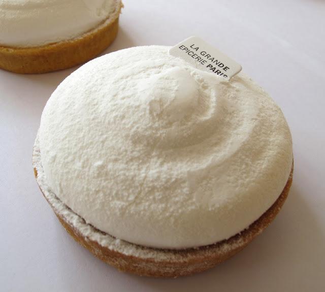 La meilleure tarte au citron meringuée de Paris - La Grande Epicerie