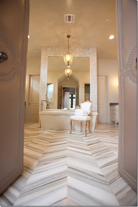 The Tile Shop Design By Kirsty Beautiful Marble Floor