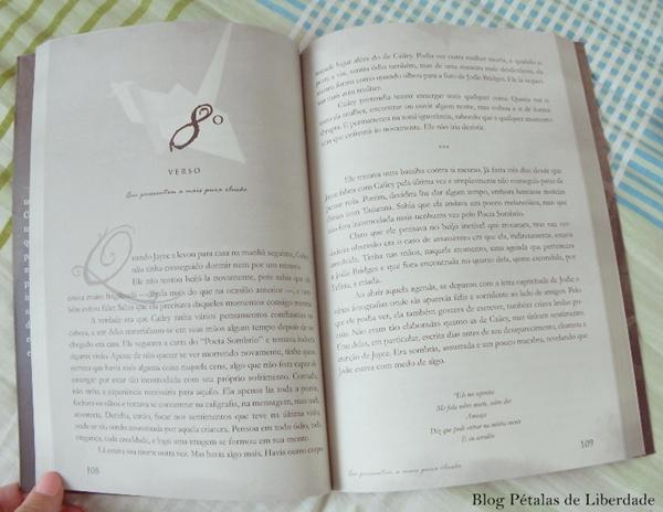 Versos Sombrios, Bianca Carvalho
