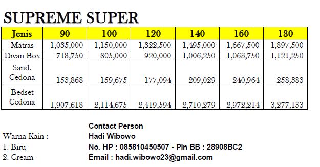 Supreme Super