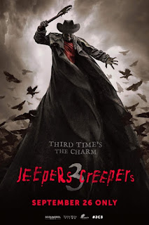 Jeepers Creepers III (2017) Movie (English) BRRip 720p [1GB]