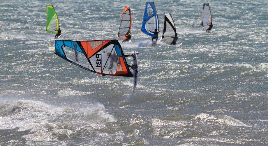 club windsurf &amp; kite Mar Azul