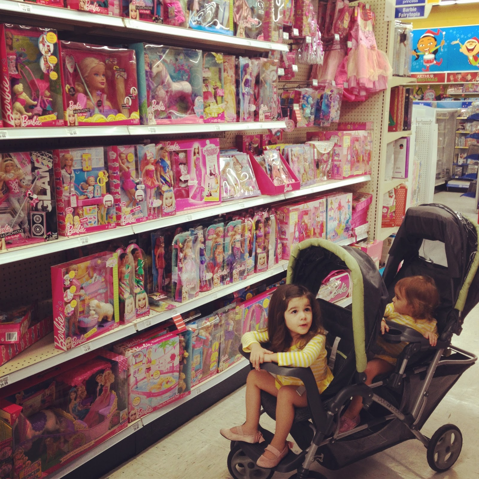Girl Toys At Toys R Us : The mathews family happenings every potty has a pooper