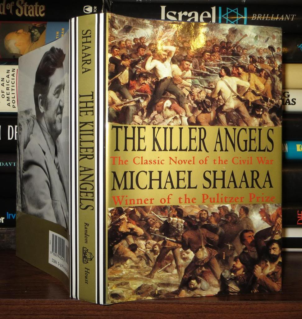an analysis of michael shaaras novel the killer angels Immediately download the the killer angels summary, chapter-by-chapter analysis, book notes, essays, quotes, character descriptions, lesson plans, and more - everything you need for studying or teaching the killer angels.
