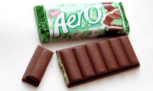 Ces aliments étrangers que tu as adoré... et détesté ! Mint+aero