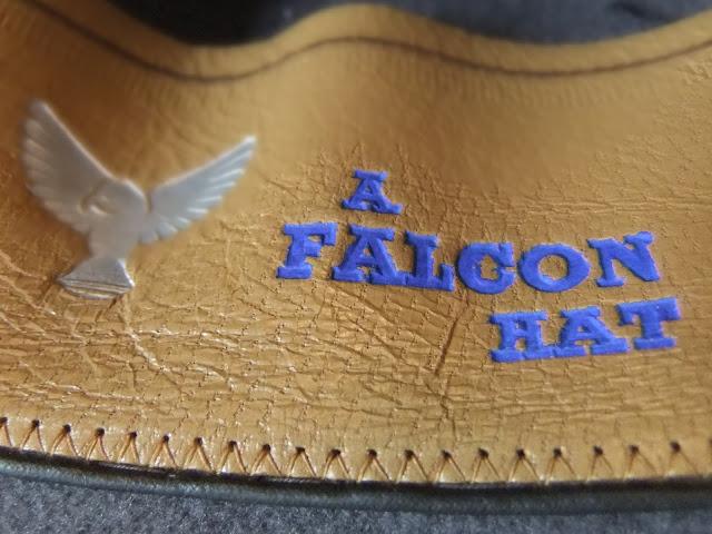 A Falcon Hat