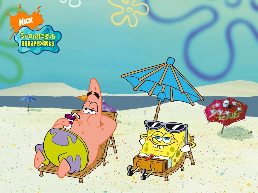 Summer Break As Told By Spongebob Squarepants