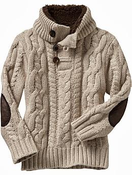 Perfect warm sweater winter style fashion