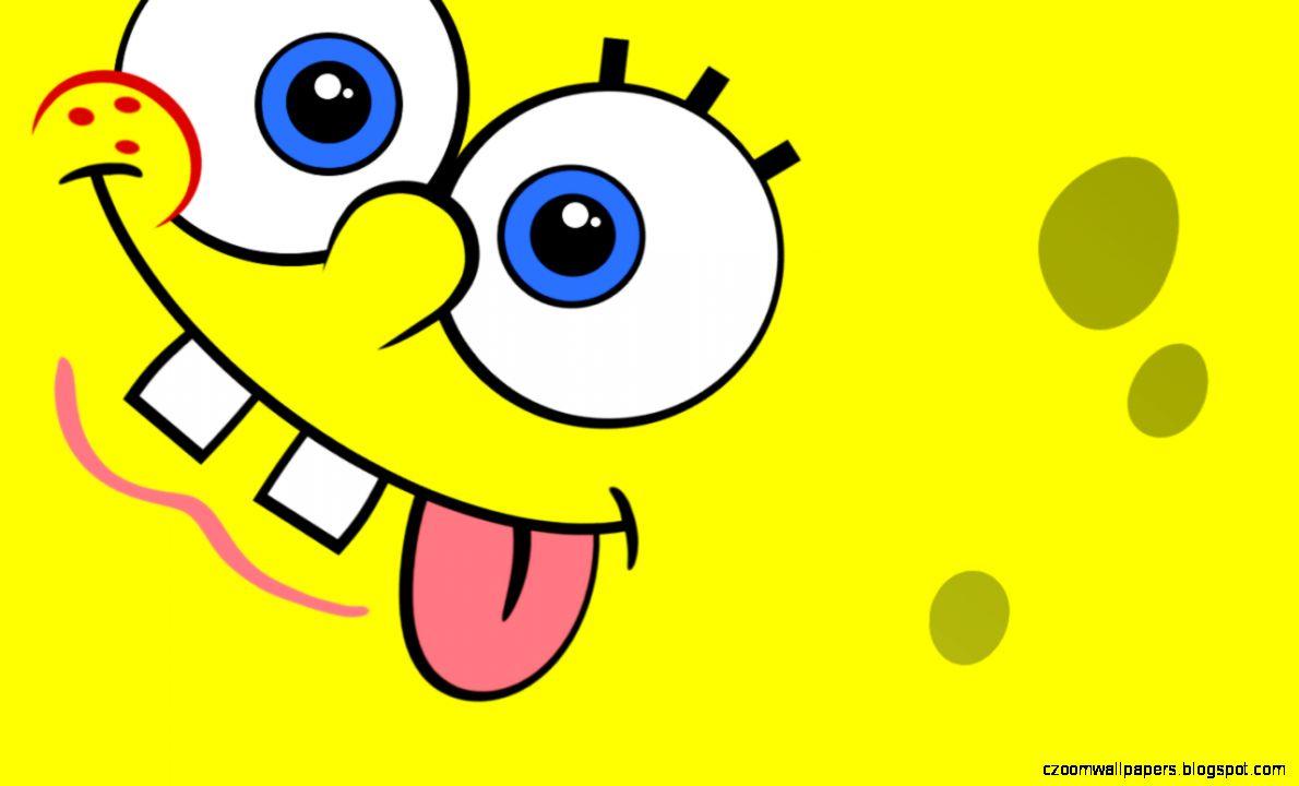 Spongebob Squarepants Face Wallpaper PC 1017 Wallpaper downloads